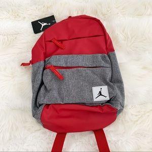 NIKE Jordan Backpack School Gym Bag NWT Mini Bag